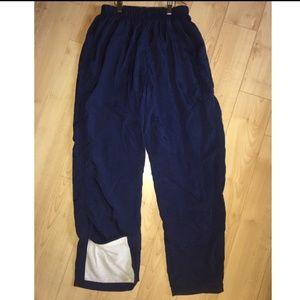 Vintage Men's Nike Windbreaker pants